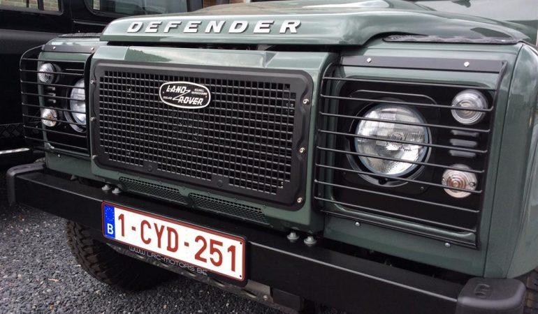 accessoires defender land rover